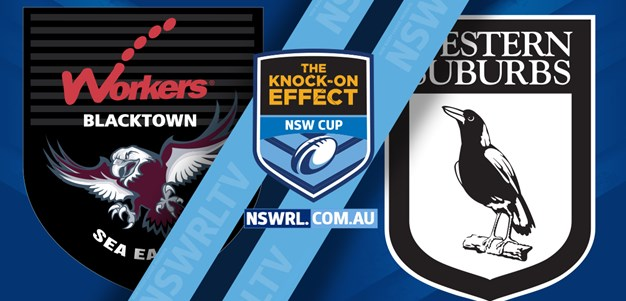 2021 NSW Cup Highlights: Rd.7, Magpies vs. Sea Eagles