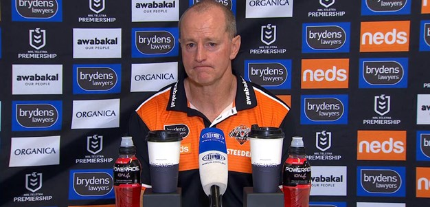 Press Conference: Round 8