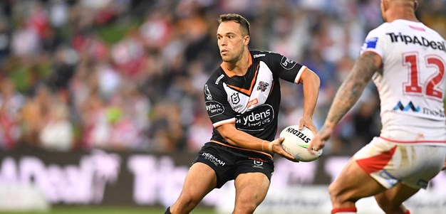 Brooks says confidence is building at Wests Tigers
