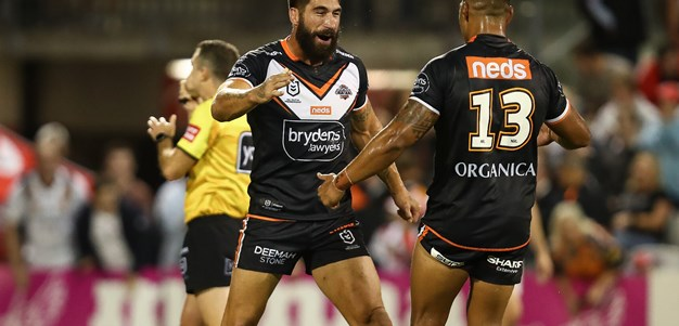 Tamou: 'Consistency is key'