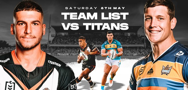 NRL Team Announcement: Round 9