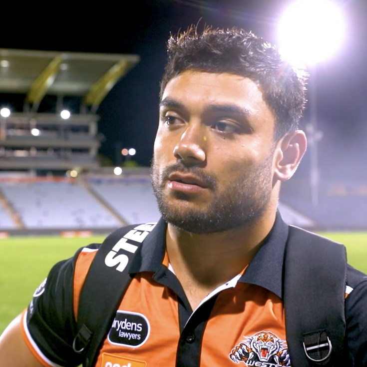 Post-Match: David Nofoaluma