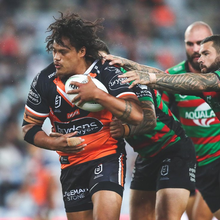 Luciano and Wests Tigers still searching for a way to win