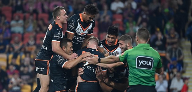 Tamou extends Wests Tigers lead