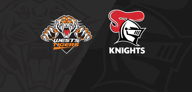 2021 Match Replay: Rd.10, Wests Tigers vs. Knights
