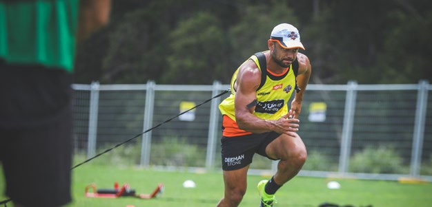 Nofoaluma proud of 150-game milestone