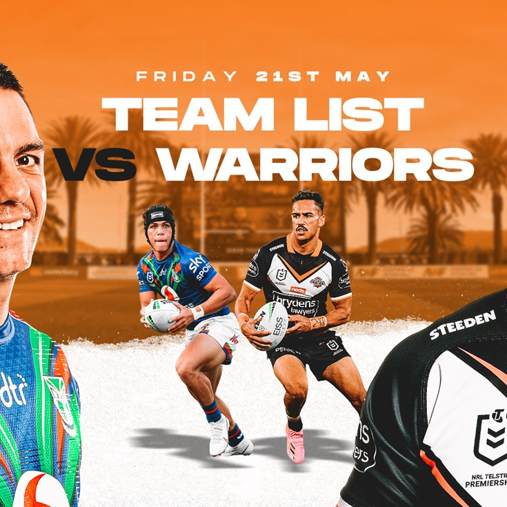 NRL Team Announcement: Round 11