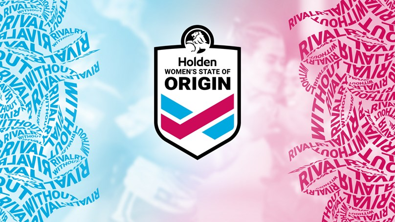 2019 Match Replay: U/18's Women's State of Orign