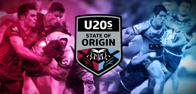 2019 Match Replay: U/20's Origin, NSW vs. QLD