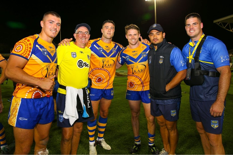 Competition - Representative Rugby League - AAMI City v Country.