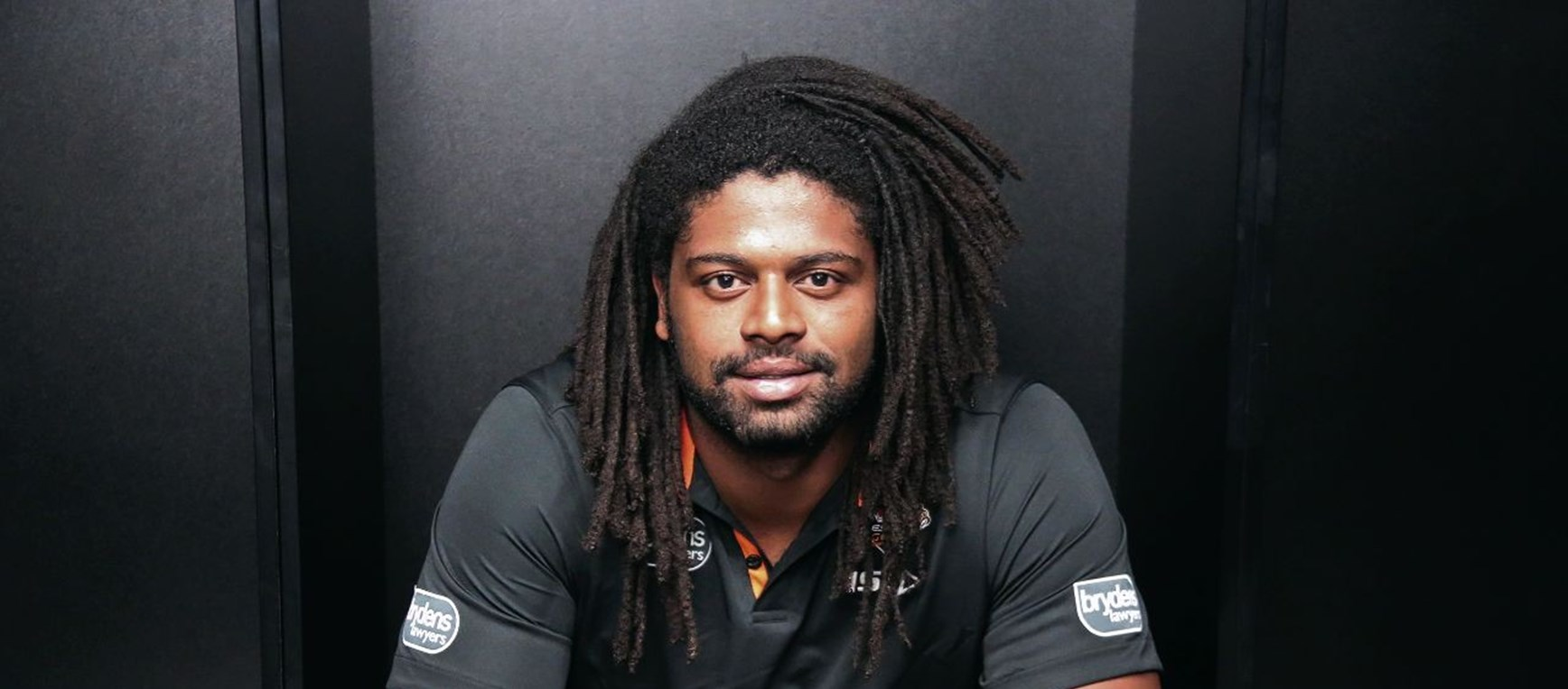 Gallery: Jamal Idris in Wests Tigers colours!