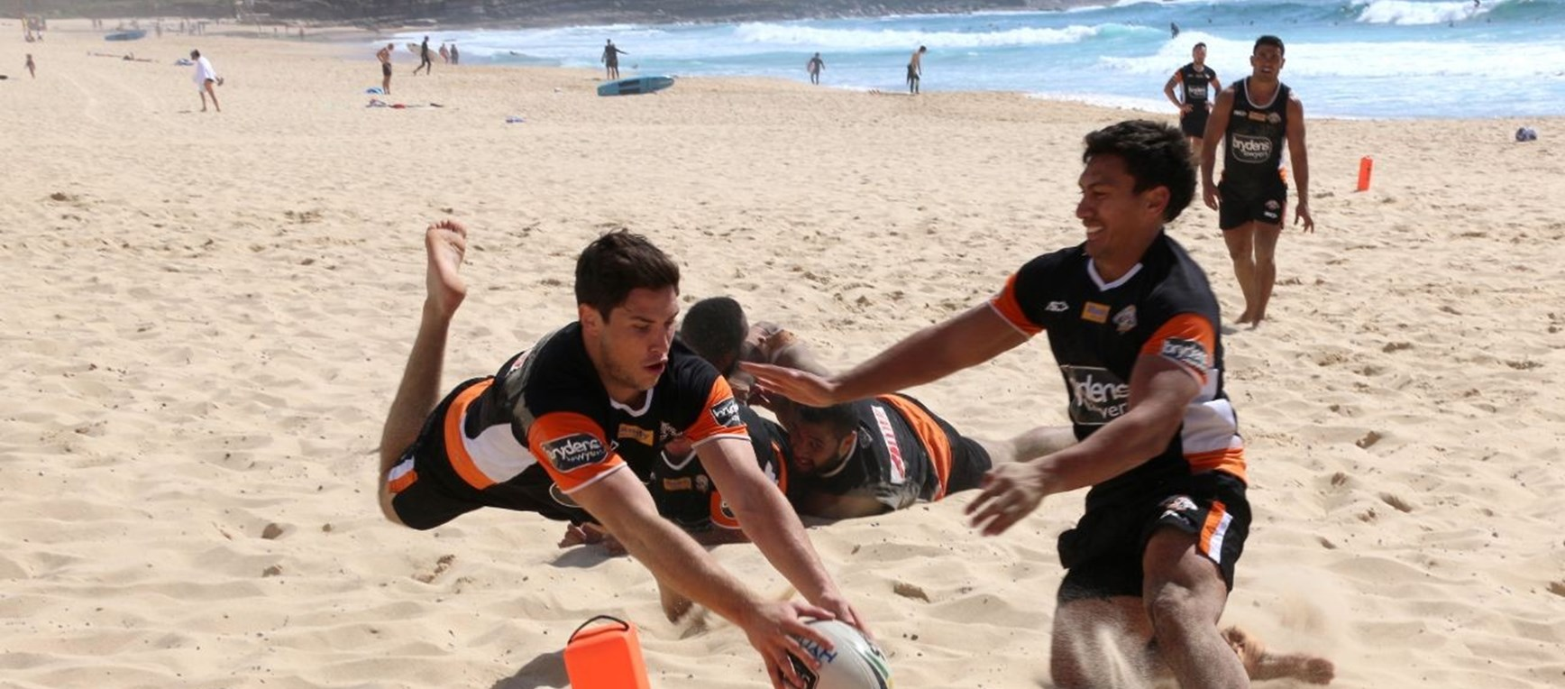 Gallery: Saturday beach session at Maroubra