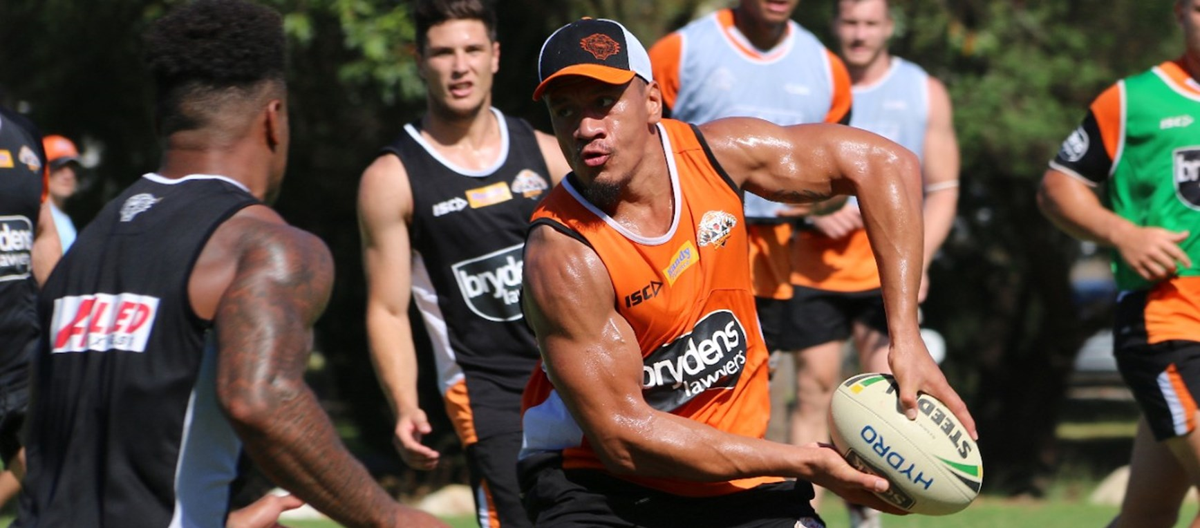 Gallery: Final session of pre-season training