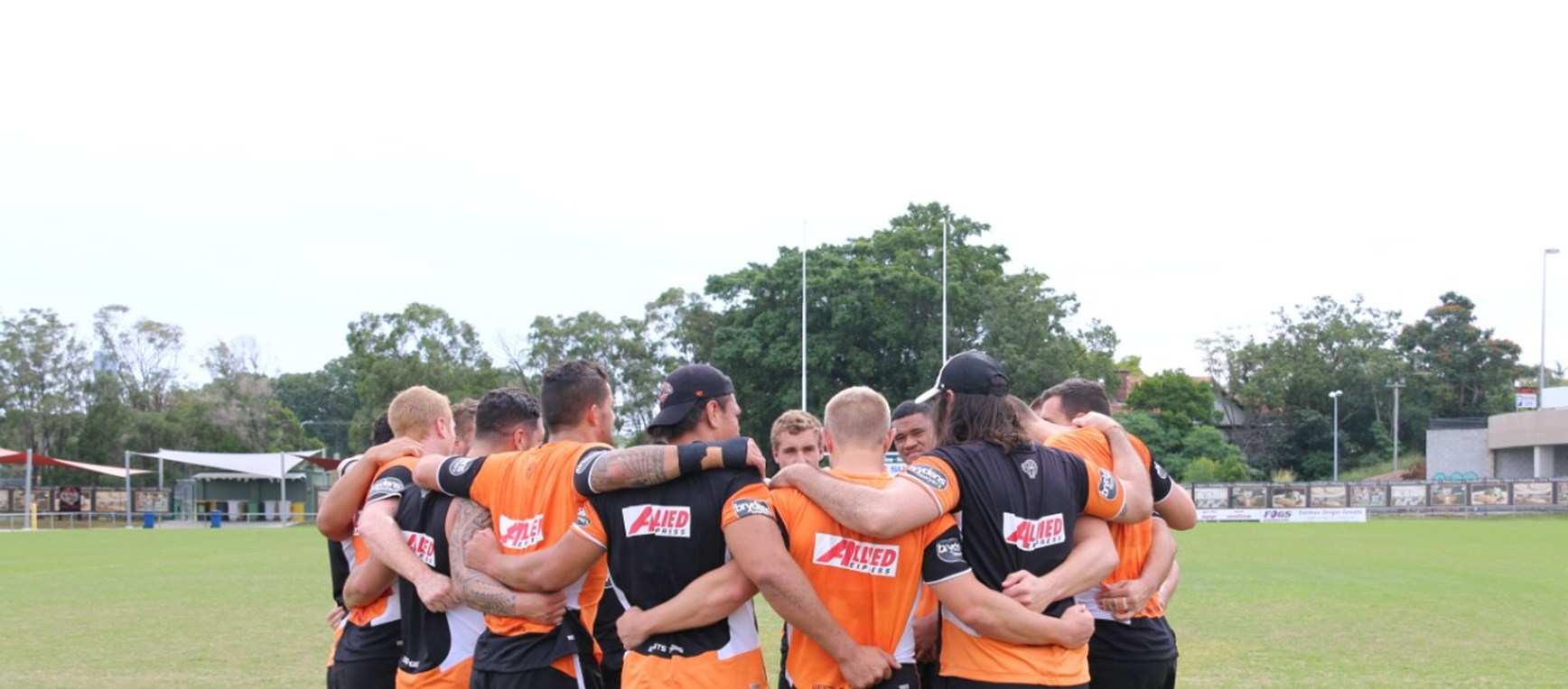 Gallery: Final training session in Brisbane