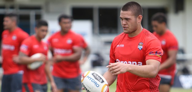 Lolohea better prepared for World Cup tilt