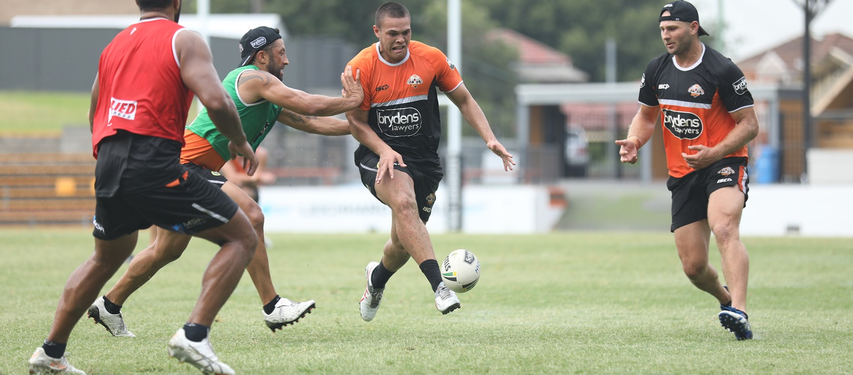 Gallery: Field session at Leichhardt Oval