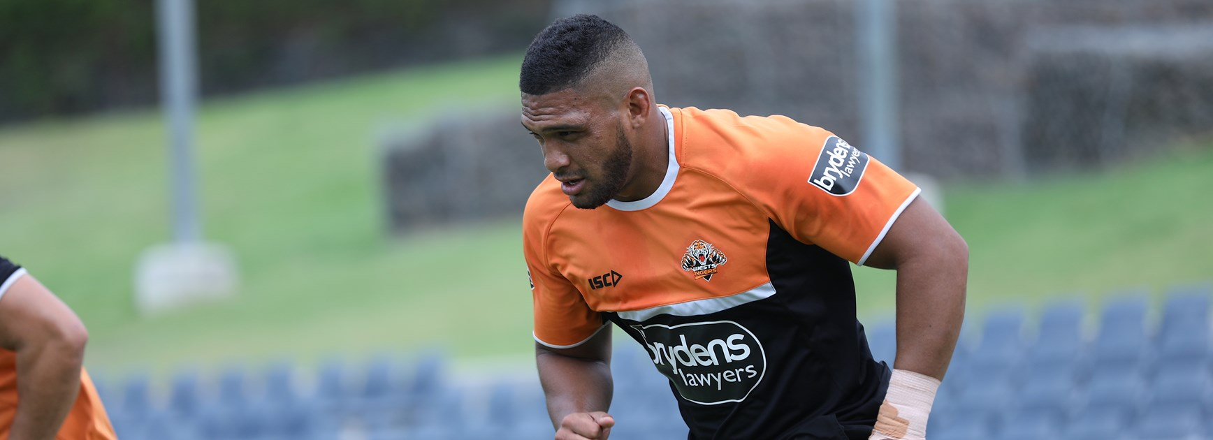 Milne content to bide time at Wests Tigers
