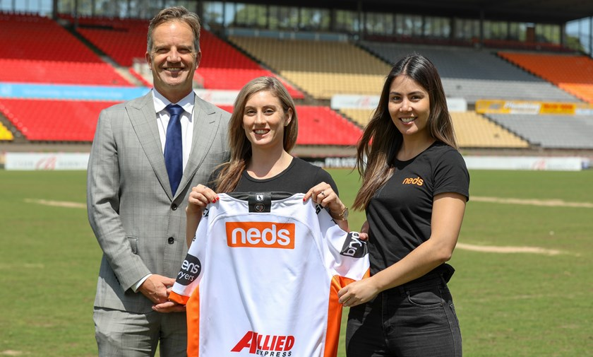Neds will join Wests Tigers as a Premier Partner in 2019.