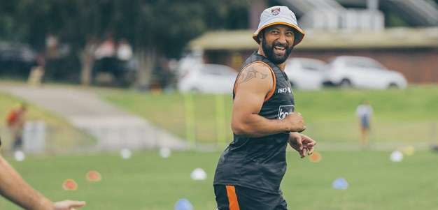 Wests Tigers 2019 Trials