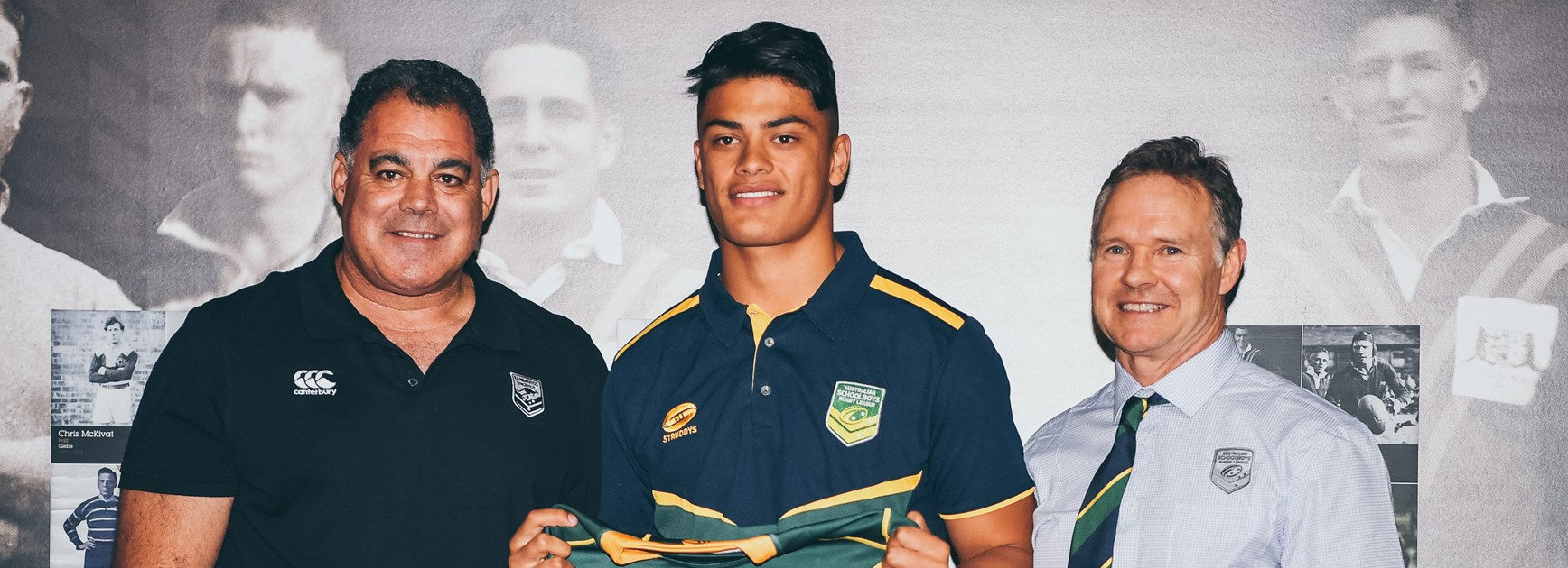Young guns depart for Australian Schoolboys tour
