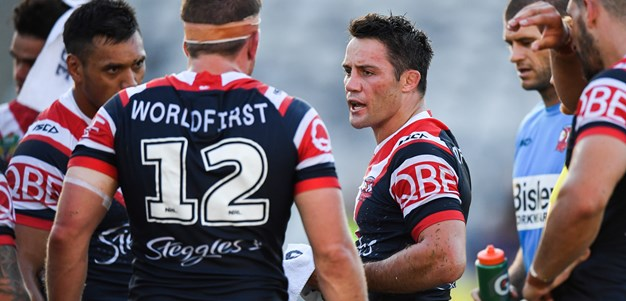 Roosters name squad to face Wests Tigers