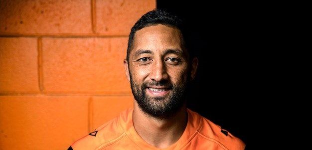 Marshall named as Wests Tigers face Raiders at home