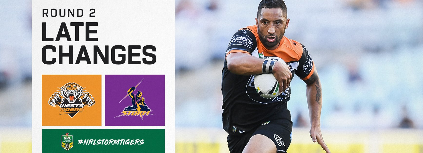 Late Changes: NRL Round 2