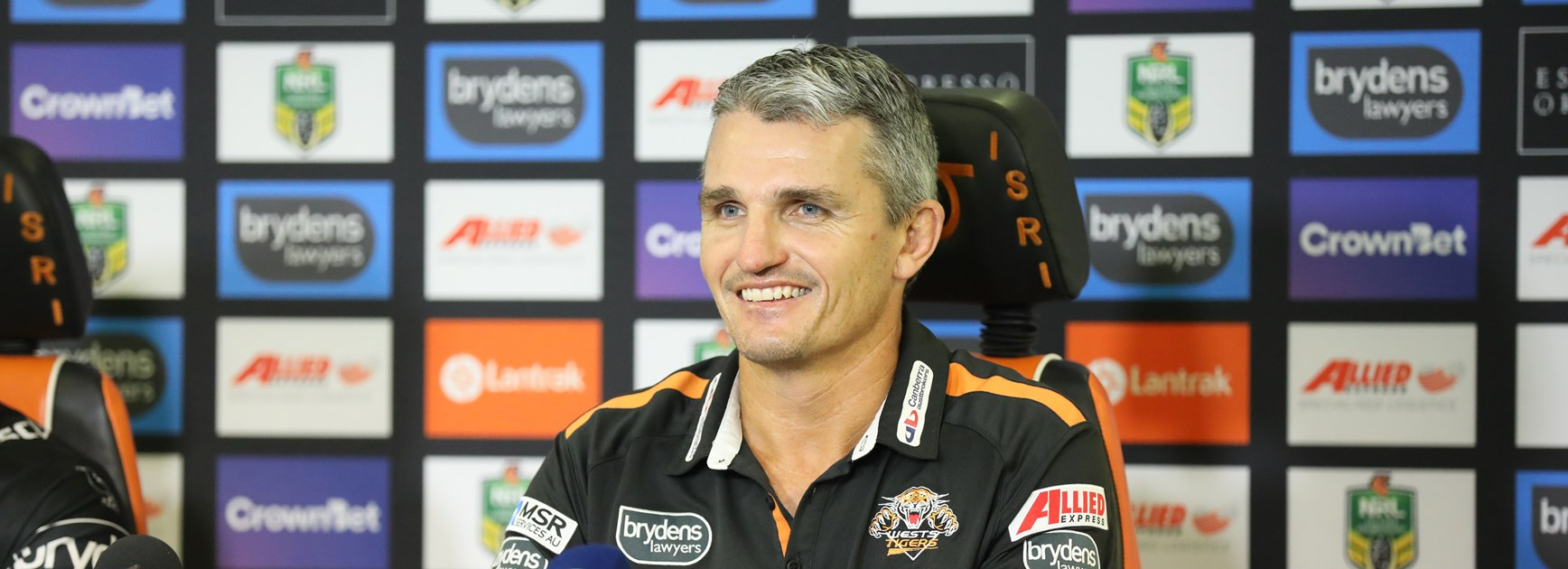Cleary feeling confidence growing in Wests Tigers