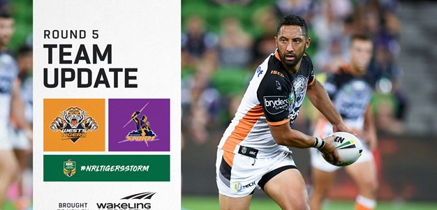 NRL Team Update: Round 5