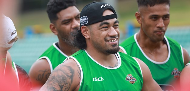 Mahe Fonua to make club debut