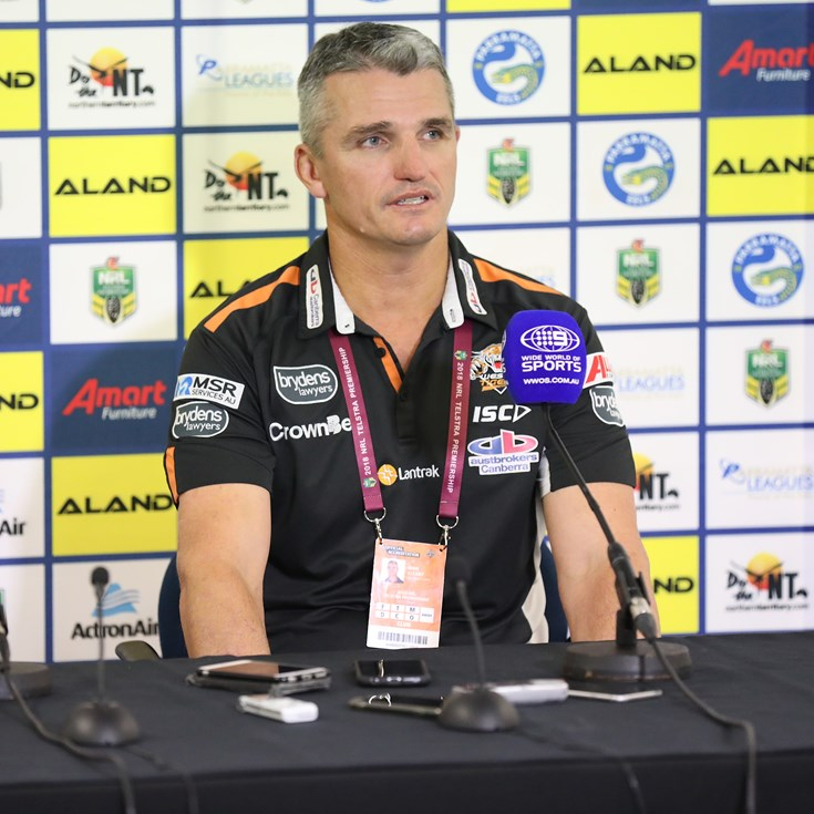 Cleary frustrated by close loss