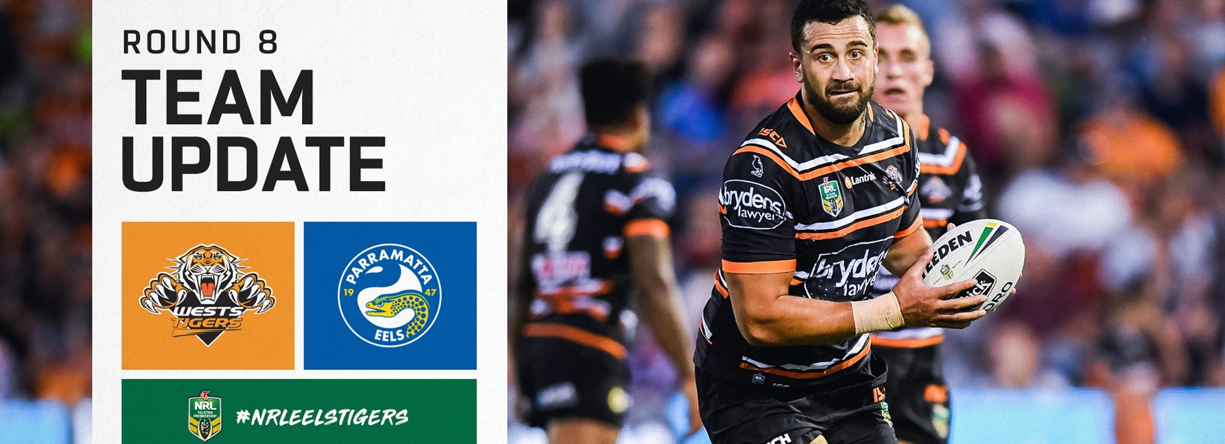 NRL Team Update: Round 8