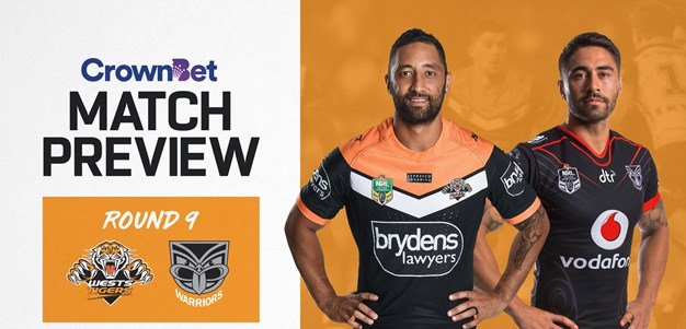 Crownbet Match Preview: Round 9