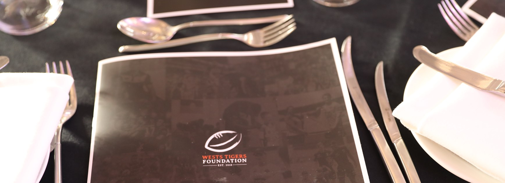 Join us for the Wests Tigers Foundation Gala Dinner