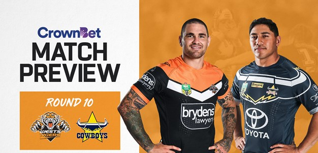 CrownBet Match Preview: Round 10