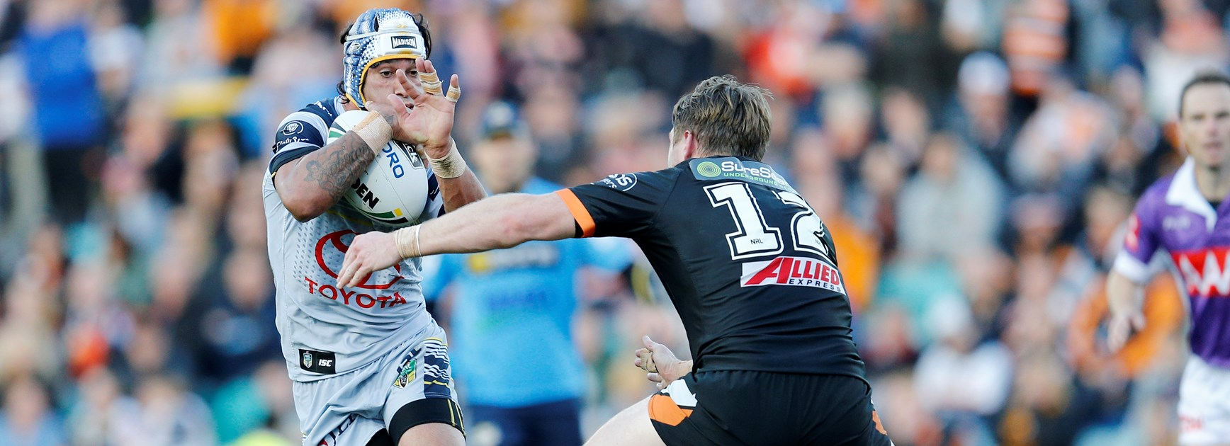 Wests Tigers out to continue Thurston's Sydney streak
