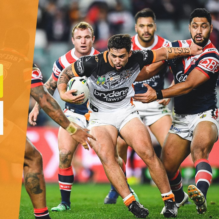 By the Numbers: Round 13