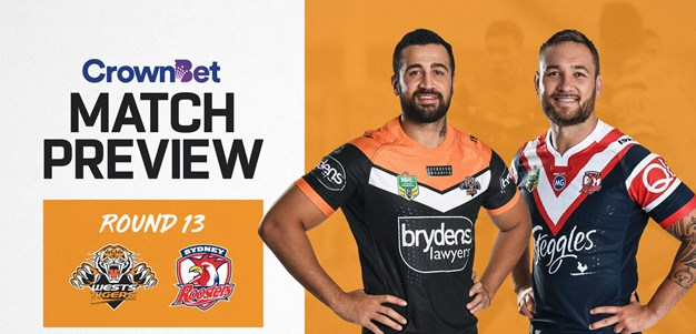 CrownBet Match Preview: Round 13