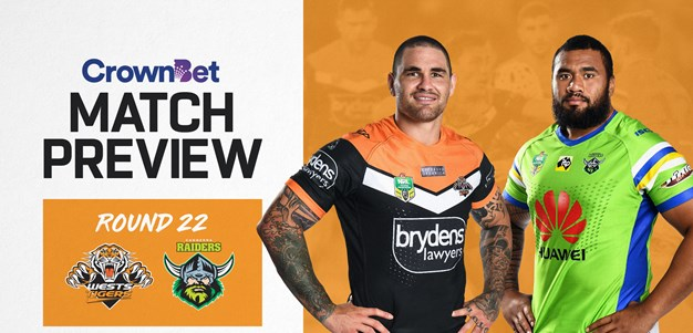 CrownBet Match Preview: Round 22