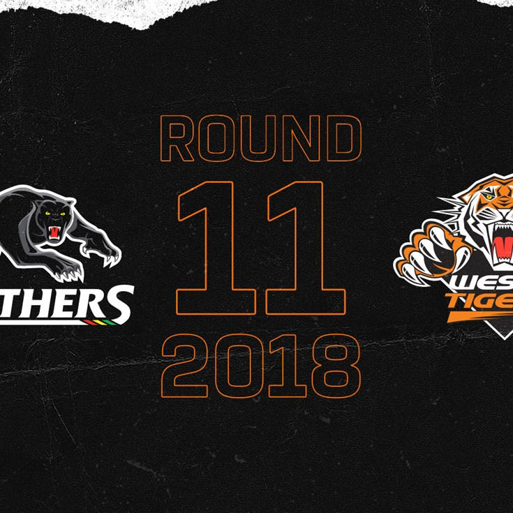 2018 Match Highlights: Rd.11, Panthers vs. Wests Tigers