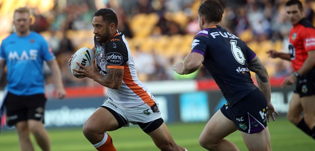 Benji and Brooks brilliant as Wests Tigers stun Storm