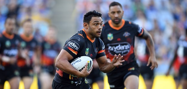 Wests Tigers go down to Eels in thriller