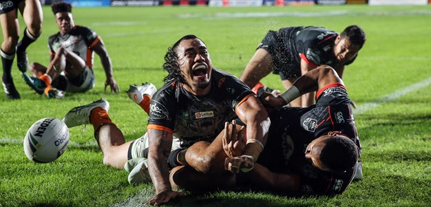 Wests Tigers go down to Warriors in Auckland