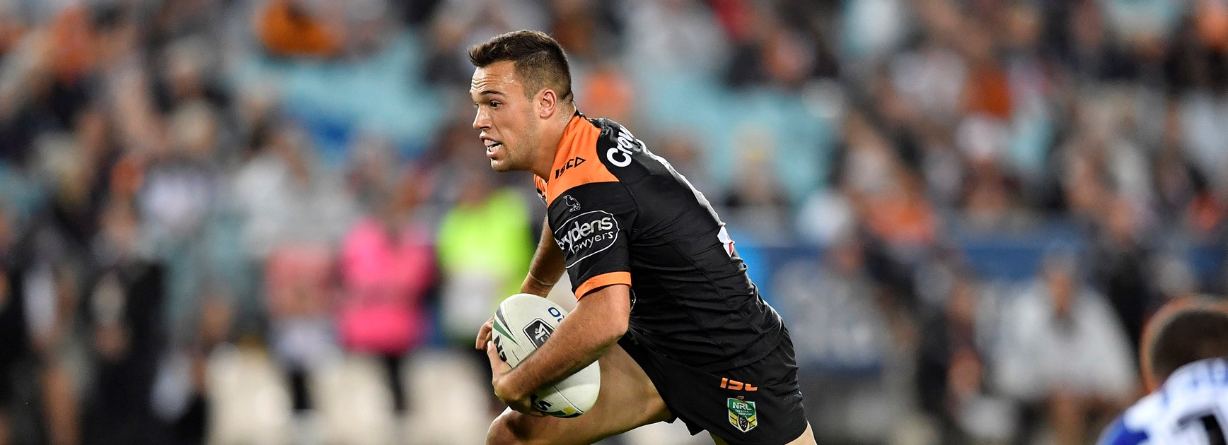 Luke Brooks running Wests Tigers to new heights in 2018