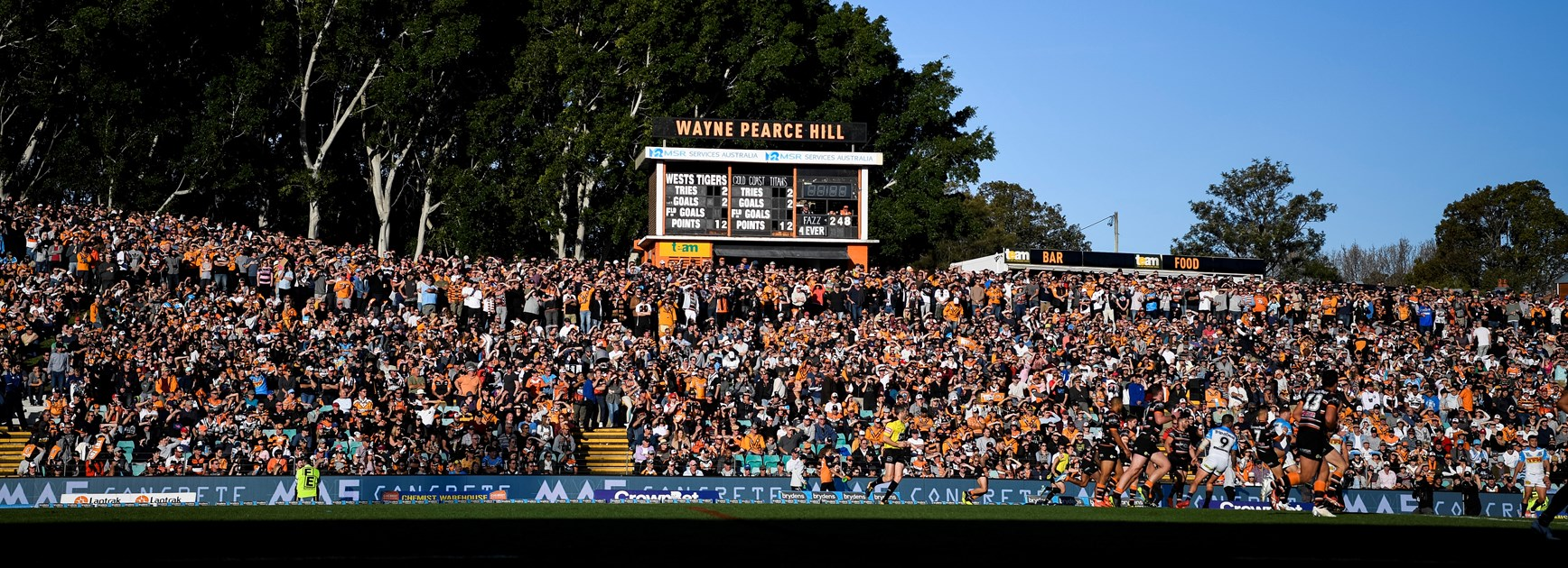 Wests Tigers commit to suburban grounds