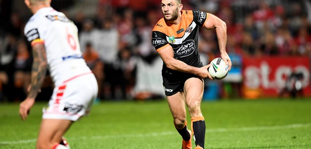 Wests Tigers Results: Round 18
