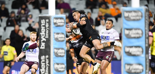 Wests Tigers Results: Round 24