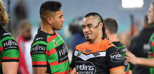 Wests Tigers Results: Round 25