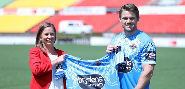 Wests Tigers kicks off season with beyondblue run-out shirt