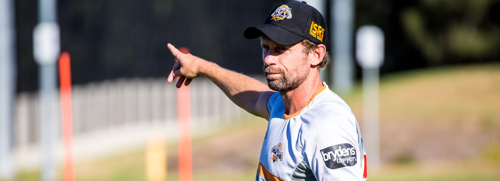 Western Suburbs Magpies Intrust Super Premiership Head Coach, Brett Hodgson.
